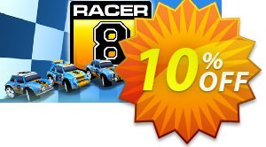 Racer 8 PC 프로모션 코드 Racer 8 PC Deal 프로모션: Racer 8 PC Exclusive Easter Sale offer for iVoicesoft