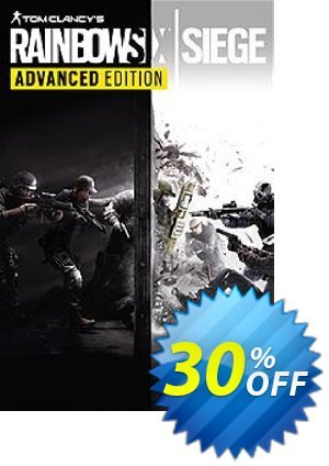 Tom Clancy's Rainbow Six Siege: Advanced Edition PC discount coupon Tom Clancy's Rainbow Six Siege: Advanced Edition PC Deal - Tom Clancy's Rainbow Six Siege: Advanced Edition PC Exclusive Easter Sale offer for iVoicesoft