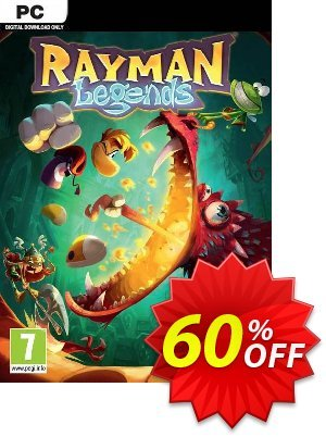 Rayman Legends PC discount coupon Rayman Legends PC Deal - Rayman Legends PC Exclusive Easter Sale offer for iVoicesoft