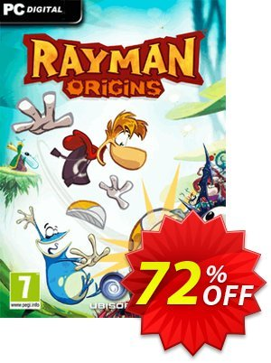 Rayman Origins PC discount coupon Rayman Origins PC Deal - Rayman Origins PC Exclusive Easter Sale offer for iVoicesoft