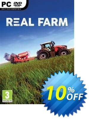 Real Farm PC Coupon discount Real Farm PC Deal. Promotion: Real Farm PC Exclusive Easter Sale offer for iVoicesoft