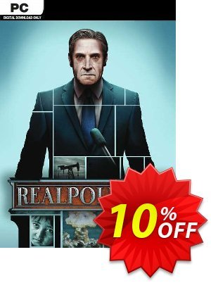 Realpolitiks PC 프로모션 코드 Realpolitiks PC Deal 프로모션: Realpolitiks PC Exclusive Easter Sale offer for iVoicesoft