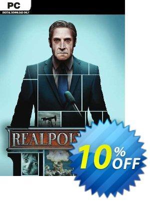 Realpolitiks PC Coupon discount Realpolitiks PC Deal. Promotion: Realpolitiks PC Exclusive Easter Sale offer for iVoicesoft