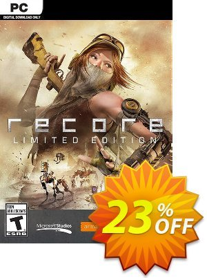 ReCore: Limited Edition PC 프로모션 코드 ReCore: Limited Edition PC Deal 프로모션: ReCore: Limited Edition PC Exclusive Easter Sale offer for iVoicesoft