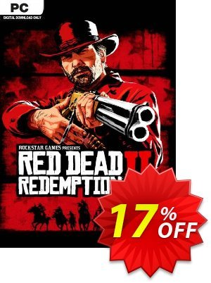 Red Dead Redemption 2 PC + DLC discount coupon Red Dead Redemption 2 PC + DLC Deal - Red Dead Redemption 2 PC + DLC Exclusive Easter Sale offer for iVoicesoft
