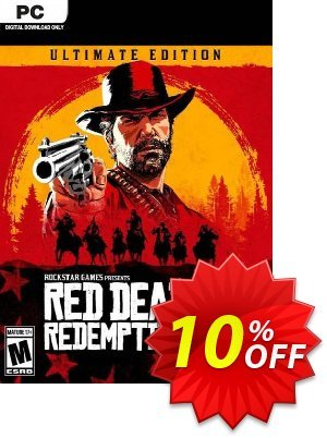 Red Dead Redemption 2 - Ultimate Edition PC + DLC discount coupon Red Dead Redemption 2 - Ultimate Edition PC + DLC Deal - Red Dead Redemption 2 - Ultimate Edition PC + DLC Exclusive Easter Sale offer for iVoicesoft