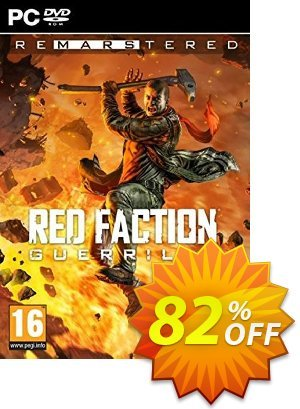 Red Faction Guerrilla Re-Mars-tered PC discount coupon Red Faction Guerrilla Re-Mars-tered PC Deal - Red Faction Guerrilla Re-Mars-tered PC Exclusive Easter Sale offer for iVoicesoft