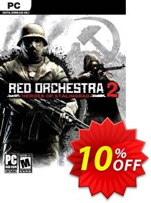 Red Orchestra 2 Heroes of Stalingrad with Rising Storm PC discount coupon Red Orchestra 2 Heroes of Stalingrad with Rising Storm PC Deal - Red Orchestra 2 Heroes of Stalingrad with Rising Storm PC Exclusive Easter Sale offer for iVoicesoft