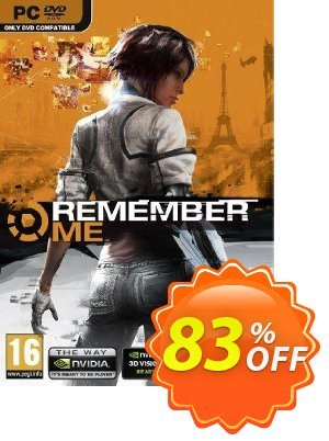Remember Me (PC) 프로모션 코드 Remember Me (PC) Deal 프로모션: Remember Me (PC) Exclusive Easter Sale offer for iVoicesoft