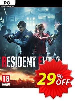 Resident Evil 2 / Biohazard RE:2 PC + DLC Coupon, discount Resident Evil 2 / Biohazard RE:2 PC + DLC Deal. Promotion: Resident Evil 2 / Biohazard RE:2 PC + DLC Exclusive Easter Sale offer for iVoicesoft