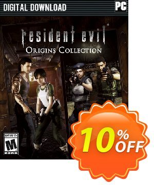 Resident Evil Origins Collection PC discount coupon Resident Evil Origins Collection PC Deal - Resident Evil Origins Collection PC Exclusive Easter Sale offer for iVoicesoft