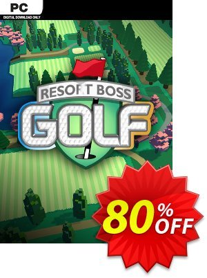 Resort Boss Golf PC 프로모션 코드 Resort Boss Golf PC Deal 프로모션: Resort Boss Golf PC Exclusive Easter Sale offer for iVoicesoft