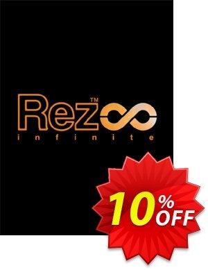 Rez Infinite PC 優惠券,折扣碼 Rez Infinite PC Deal,促銷代碼: Rez Infinite PC Exclusive Easter Sale offer for iVoicesoft