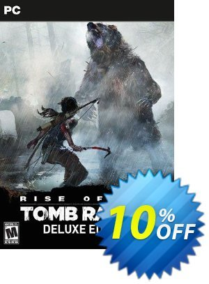 Rise of the Tomb Raider - Digital Deluxe Edition PC discount coupon Rise of the Tomb Raider - Digital Deluxe Edition PC Deal - Rise of the Tomb Raider - Digital Deluxe Edition PC Exclusive Easter Sale offer for iVoicesoft
