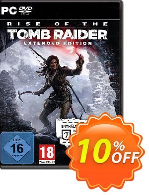 Rise of the Tomb Raider Extended Edition PC discount coupon Rise of the Tomb Raider Extended Edition PC Deal - Rise of the Tomb Raider Extended Edition PC Exclusive Easter Sale offer for iVoicesoft