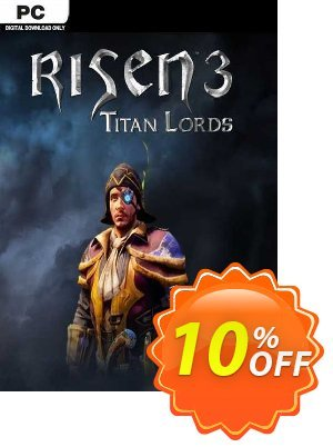 Risen 3 - Titan Lords PC 優惠券,折扣碼 Risen 3 - Titan Lords PC Deal,促銷代碼: Risen 3 - Titan Lords PC Exclusive Easter Sale offer for iVoicesoft
