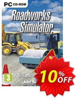 Roadworks Simulator (PC) 프로모션 코드 Roadworks Simulator (PC) Deal 프로모션: Roadworks Simulator (PC) Exclusive Easter Sale offer for iVoicesoft