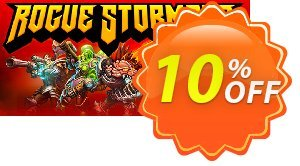 Rogue Stormers PC discount coupon Rogue Stormers PC Deal - Rogue Stormers PC Exclusive Easter Sale offer for iVoicesoft