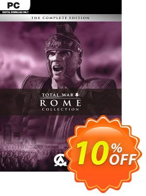 Rome: Total War - Collection PC discount coupon Rome: Total War - Collection PC Deal - Rome: Total War - Collection PC Exclusive Easter Sale offer for iVoicesoft