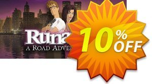 Runaway A Road Adventure PC 프로모션 코드 Runaway A Road Adventure PC Deal 프로모션: Runaway A Road Adventure PC Exclusive Easter Sale offer for iVoicesoft