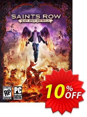 Saints Row: Gat out of Hell PC Coupon discount Saints Row: Gat out of Hell PC Deal. Promotion: Saints Row: Gat out of Hell PC Exclusive Easter Sale offer for iVoicesoft