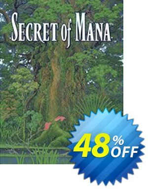 Secret of Mana PC discount coupon Secret of Mana PC Deal - Secret of Mana PC Exclusive Easter Sale offer for iVoicesoft