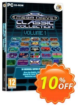 SEGA MegaDrive Collection 1 (PC) 프로모션 코드 SEGA MegaDrive Collection 1 (PC) Deal 프로모션: SEGA MegaDrive Collection 1 (PC) Exclusive Easter Sale offer for iVoicesoft