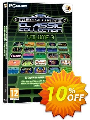 SEGA MegaDrive Collection 3 (PC) Coupon, discount SEGA MegaDrive Collection 3 (PC) Deal. Promotion: SEGA MegaDrive Collection 3 (PC) Exclusive Easter Sale offer for iVoicesoft