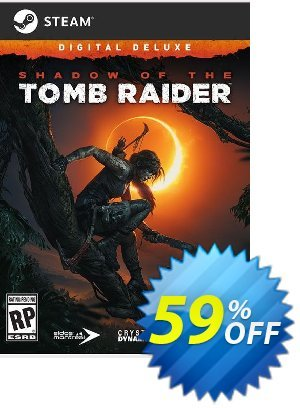 Shadow of the Tomb Raider Deluxe Edition PC + DLC discount coupon Shadow of the Tomb Raider Deluxe Edition PC + DLC Deal - Shadow of the Tomb Raider Deluxe Edition PC + DLC Exclusive Easter Sale offer for iVoicesoft