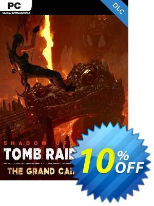 Shadow of the Tomb Raider - The Grand Caiman DLC PC discount coupon Shadow of the Tomb Raider - The Grand Caiman DLC PC Deal - Shadow of the Tomb Raider - The Grand Caiman DLC PC Exclusive Easter Sale offer for iVoicesoft