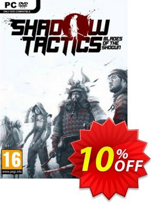 Shadow Tactics: Blades of the Shogun PC Coupon discount Shadow Tactics: Blades of the Shogun PC Deal. Promotion: Shadow Tactics: Blades of the Shogun PC Exclusive Easter Sale offer for iVoicesoft