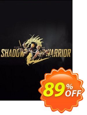 Shadow Warrior 2 PC 프로모션 코드 Shadow Warrior 2 PC Deal 프로모션: Shadow Warrior 2 PC Exclusive Easter Sale offer for iVoicesoft