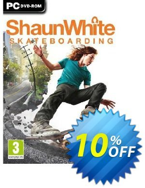 Shaun White Skateboarding (PC) discount coupon Shaun White Skateboarding (PC) Deal - Shaun White Skateboarding (PC) Exclusive Easter Sale offer for iVoicesoft