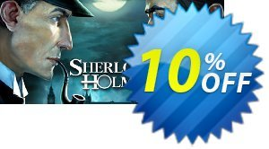 Sherlock Holmes Nemesis PC 프로모션 코드 Sherlock Holmes Nemesis PC Deal 프로모션: Sherlock Holmes Nemesis PC Exclusive Easter Sale offer for iVoicesoft