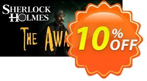 Sherlock Holmes The Awakened Remastered Edition PC discount coupon Sherlock Holmes The Awakened Remastered Edition PC Deal - Sherlock Holmes The Awakened Remastered Edition PC Exclusive Easter Sale offer for iVoicesoft