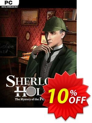 Sherlock Holmes The Mystery of the Persian Carpet PC discount coupon Sherlock Holmes The Mystery of the Persian Carpet PC Deal - Sherlock Holmes The Mystery of the Persian Carpet PC Exclusive Easter Sale offer for iVoicesoft