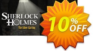 Sherlock Holmes The Silver Earring PC discount coupon Sherlock Holmes The Silver Earring PC Deal - Sherlock Holmes The Silver Earring PC Exclusive Easter Sale offer for iVoicesoft