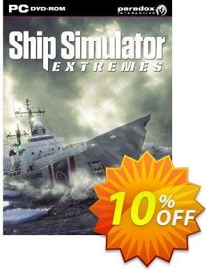 Ship Simulator Extreme (PC) 優惠券,折扣碼 Ship Simulator Extreme (PC) Deal,促銷代碼: Ship Simulator Extreme (PC) Exclusive Easter Sale offer for iVoicesoft