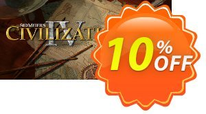Sid Meier's Civilization IV PC discount coupon Sid Meier's Civilization IV PC Deal - Sid Meier's Civilization IV PC Exclusive Easter Sale offer for iVoicesoft