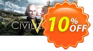 Sid Meier's Civilization V PC Coupon discount Sid Meier's Civilization V PC Deal. Promotion: Sid Meier's Civilization V PC Exclusive Easter Sale offer for iVoicesoft