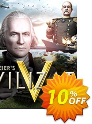 Sid Meier's Civilization V PC discount coupon Sid Meier's Civilization V PC Deal - Sid Meier's Civilization V PC Exclusive Easter Sale offer for iVoicesoft