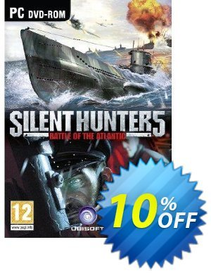 Silent Hunter 5 (PC) discount coupon Silent Hunter 5 (PC) Deal - Silent Hunter 5 (PC) Exclusive Easter Sale offer for iVoicesoft