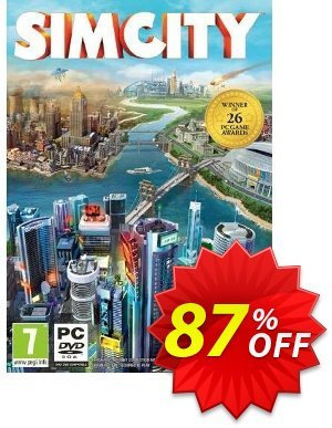 SimCity (PC/Mac) 프로모션 코드 SimCity (PC/Mac) Deal 프로모션: SimCity (PC/Mac) Exclusive Easter Sale offer for iVoicesoft