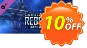 Sins of a Solar Empire Rebellion Stellar Phenomena PC 優惠券,折扣碼 Sins of a Solar Empire Rebellion Stellar Phenomena PC Deal,促銷代碼: Sins of a Solar Empire Rebellion Stellar Phenomena PC Exclusive Easter Sale offer for iVoicesoft