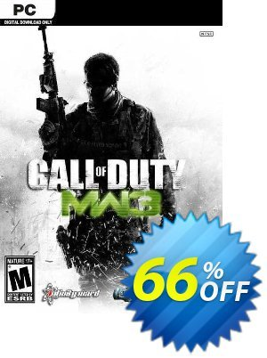 Call of Duty: Modern Warfare 3 (PC) discount coupon Call of Duty: Modern Warfare 3 (PC) Deal - Call of Duty: Modern Warfare 3 (PC) Exclusive offer for iVoicesoft