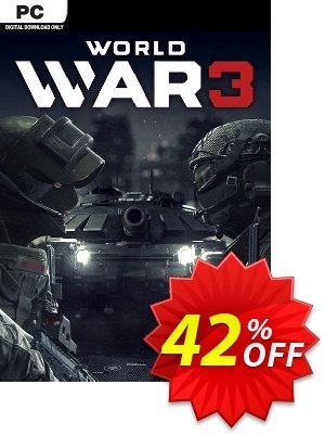 World War 3 PC Coupon discount World War 3 PC Deal - World War 3 PC Exclusive offer for iVoicesoft