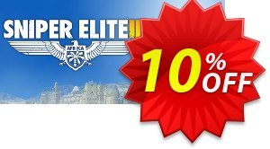 Sniper Elite 3 PC discount coupon Sniper Elite 3 PC Deal - Sniper Elite 3 PC Exclusive Easter Sale offer for iVoicesoft