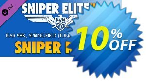 Sniper Elite 3 Sniper Rifles Pack PC discount coupon Sniper Elite 3 Sniper Rifles Pack PC Deal - Sniper Elite 3 Sniper Rifles Pack PC Exclusive Easter Sale offer for iVoicesoft