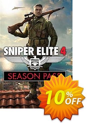Sniper Elite 4 PC - Season Pass discount coupon Sniper Elite 4 PC - Season Pass Deal - Sniper Elite 4 PC - Season Pass Exclusive Easter Sale offer for iVoicesoft