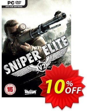 Sniper Elite V2 (PC) discount coupon Sniper Elite V2 (PC) Deal - Sniper Elite V2 (PC) Exclusive Easter Sale offer for iVoicesoft